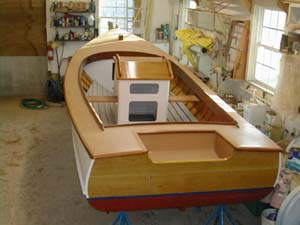 Boatbuilders Boatbuilding John Karbott Boatbuilding Plymouth, MA